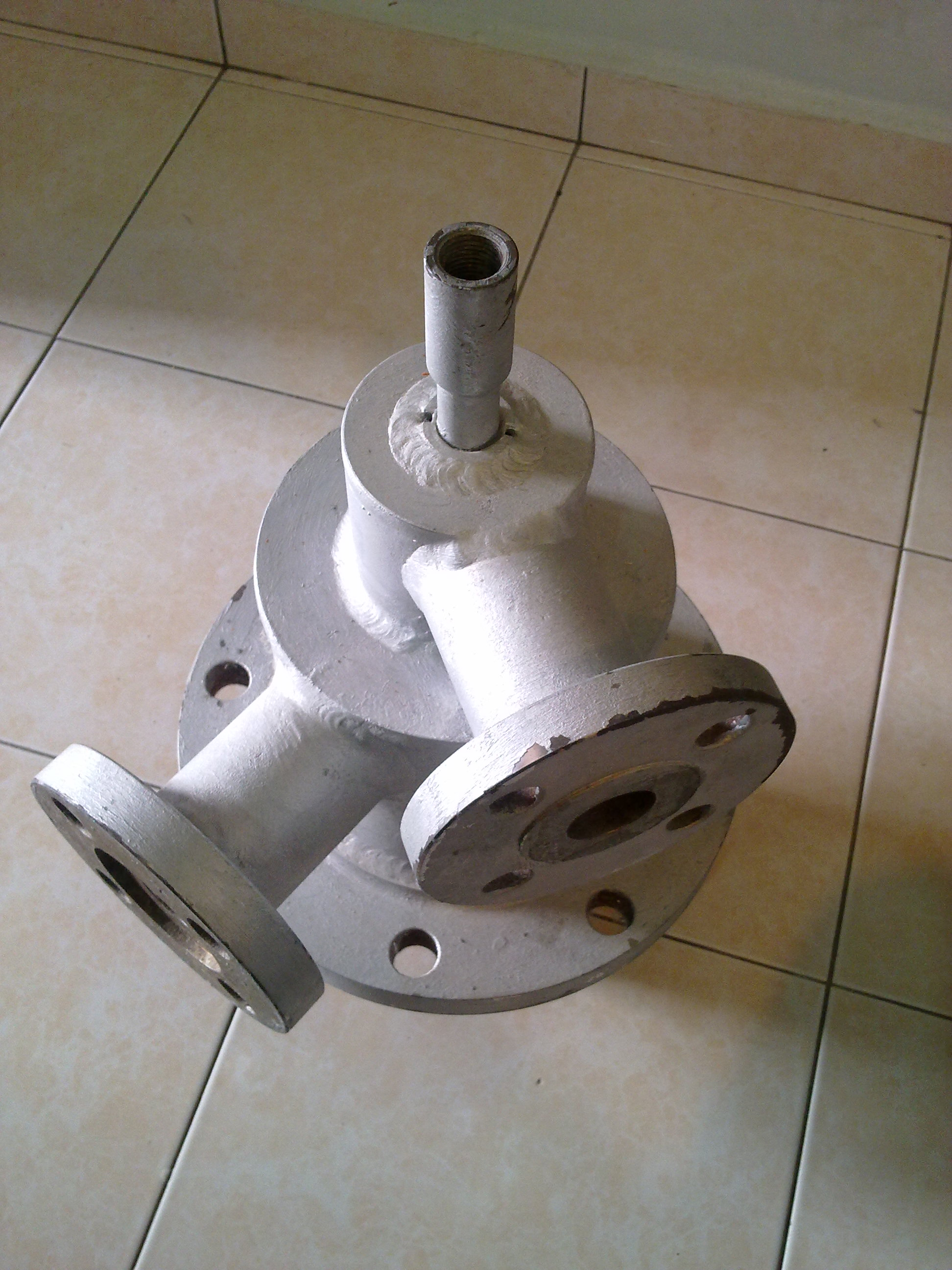 169D3422G25 BRAND NEW GE gas turbine DUAL FUEL Fuel Nozzle