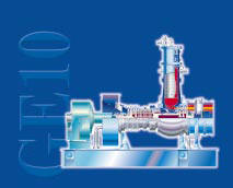 GE10 10MW gas turbine Specifications and Performance Curves